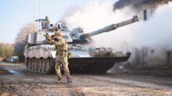 Британская армия получила модифицированную версию танка Challenger 2