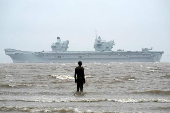 Авианосец Королевского флота HMS Prince of Wales