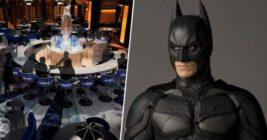 Бэтмен,ресторан,Лондон,Park Row