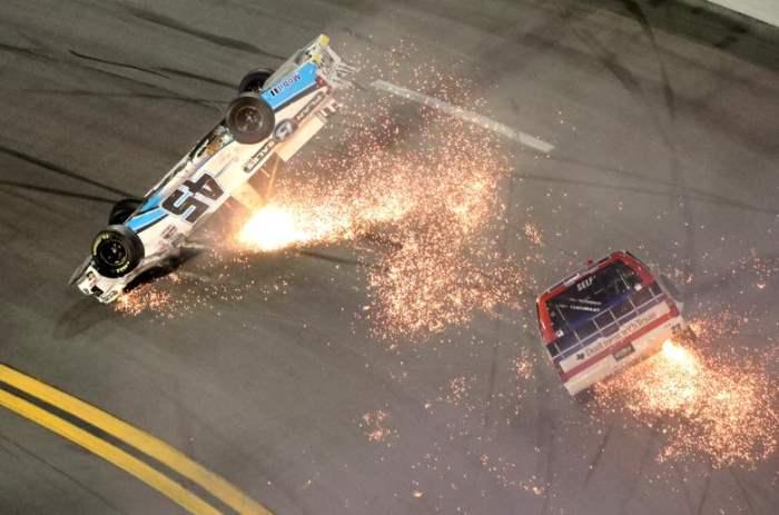 Водитель NASCAR