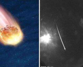 Индия,метеорит
