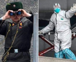 Коронавирус в Северной Корее