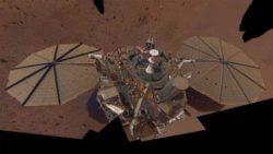 Марс сейсмически активен, доказал зонд InSight НАСА