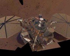 Марс,сейсмическая активность,InSight,НАСА