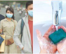 Маски для лица бесполезные против коронавируса