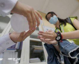 Новая вызванная коронавирусом пневмония