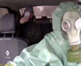 Омский таксист
