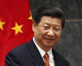Президент Китая Си Цзиньпин