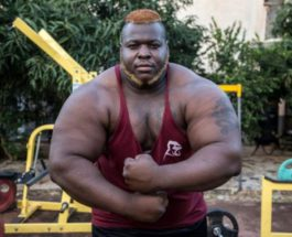 Самый сильный человек в Африке,Железный Биби