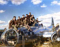 Фотографии повседневной жизни летчиков-союзников во время Второй мировой войны (ФОТО)