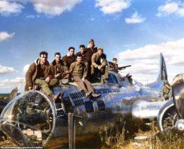 Экипаж B-17G