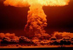 Ученые предложили взорвать ядерную бомбу в кальдере супер-вулкана Йеллоустон