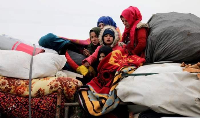 дети сирия