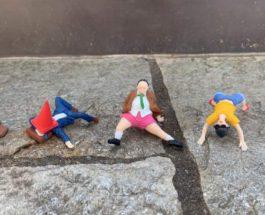 игрушки,пьяные люди