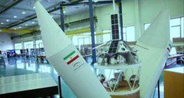 иран космос