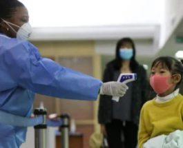 коронавирус в Африке