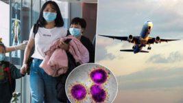 коронавирус по воздуху