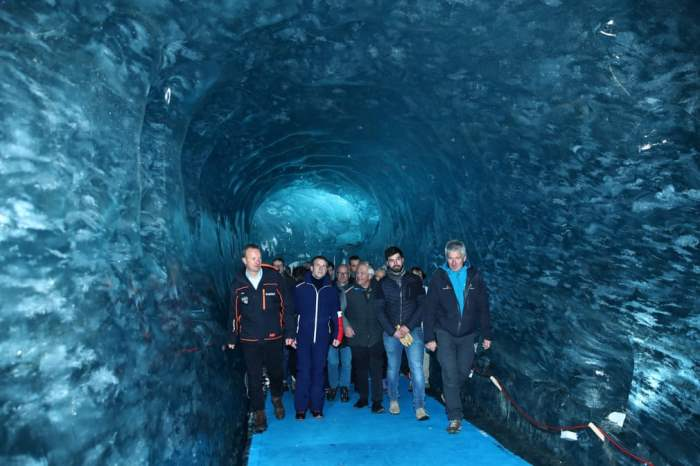ледник Мер де Глас