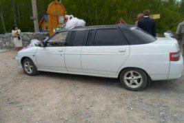 лимузин ВАЗ-2110
