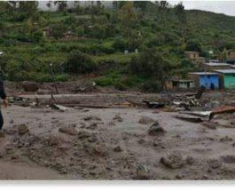 перу наводнение