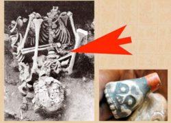 Послушайте, как звучит ацтекский свисток смерти