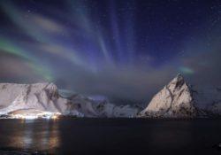 В магнитном поле Земли образовалась трещина и вызвала очень странные северные сияния