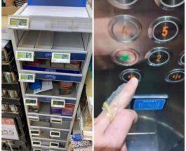 сингапур презервативы
