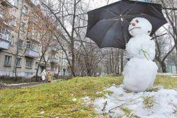 Объявлена причина необычно теплой зимы в Северном полушарии