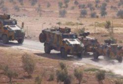 Турецкая армия начала мощную контратаку в Идлибе
