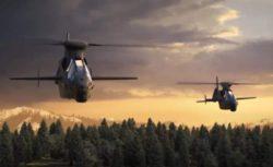 Компания Bell в новой графике показала Bell 360 Invictus, уничтожающий российские танки (ВИДЕО)