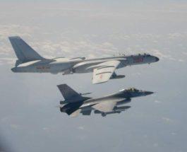 H-6 бомбардировщик ВВС Китая
