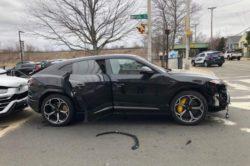 Подростки украли две Lamborghini Urus для участия в уличных гонках