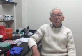 Вирусолог Чарльз Калишер