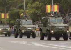 Испанская армия присоединилась к борьбе страны с коронавирусом