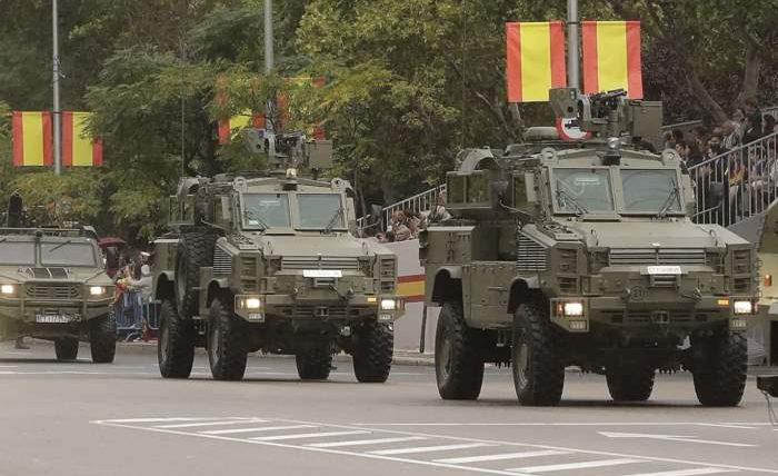 Испанская армия