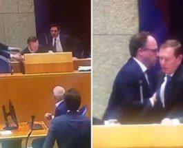 Министр здравоохранения Нидерландов