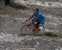 Наводнения в Египте