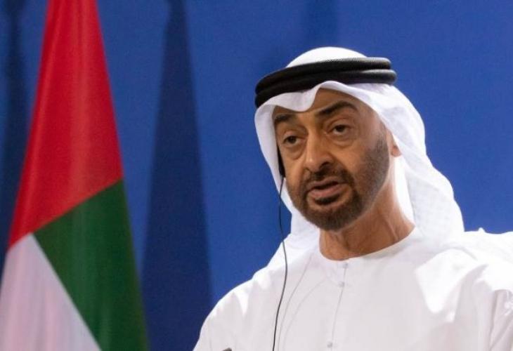 Наследный принц ОАЭ