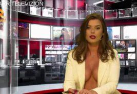 На Албанском телевидении