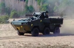 """Новая боевая машина пехоты Украины """"Отаман"""" завершила начальный этап испытаний"""