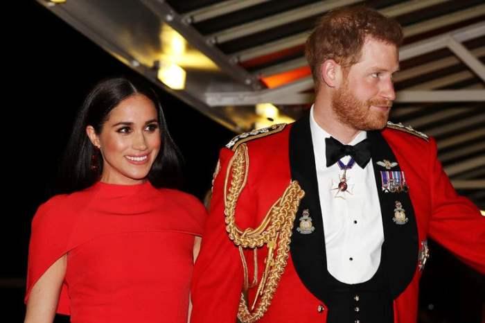 Принц Великобритании Гарри и его жена Меган