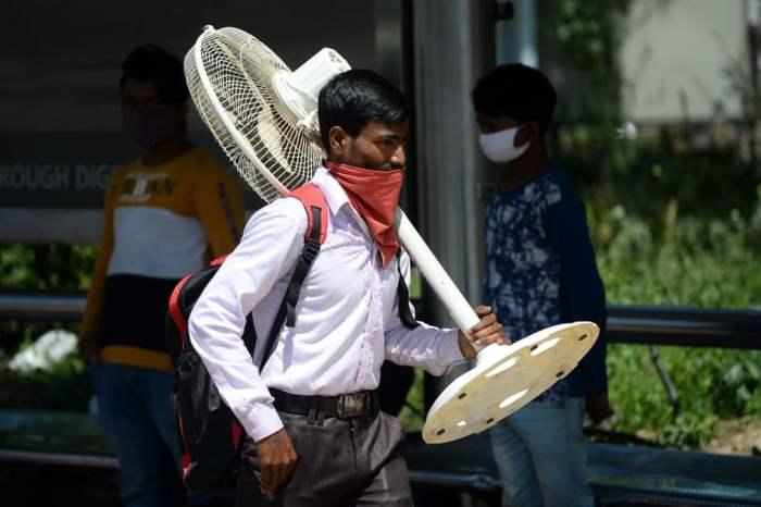 Рабочий-мигрант