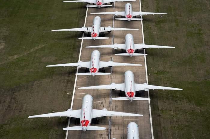 Самолеты American Airlines