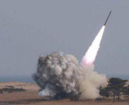 Северная Корея испытывает «неизвестный снаряд»