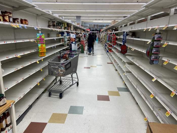 Супермаркет в Вашингтоне