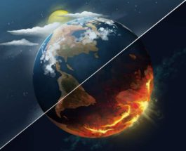 Температура планеты