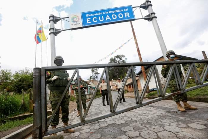 Туфино, Эквадор