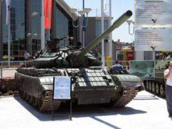 Сербия продала 282 модернизированных танка Т-55 в Пакистан