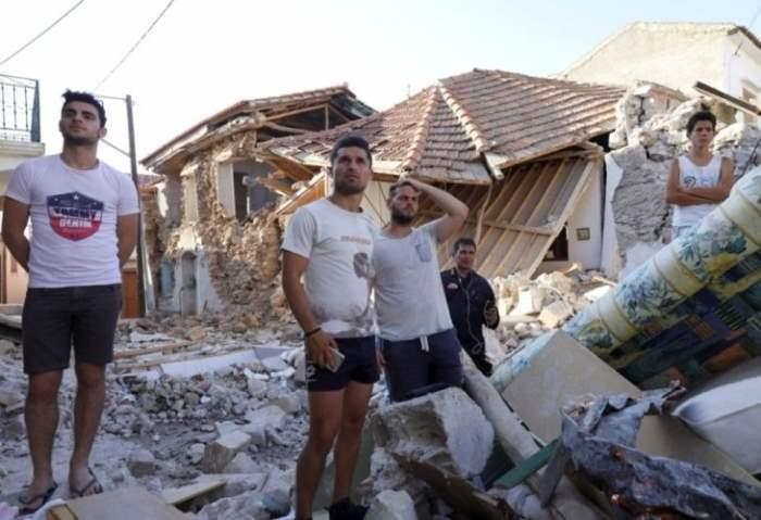 Хорватия,землетрясение