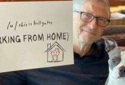 Билл Гейтс имеет трехступенчатый план против COVID-19